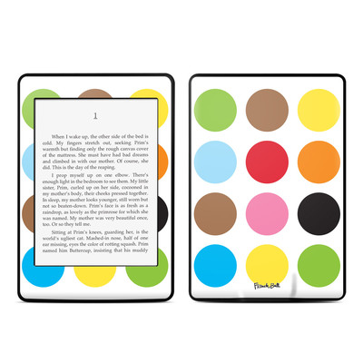 Amazon Kindle Paperwhite Skin - Multidot