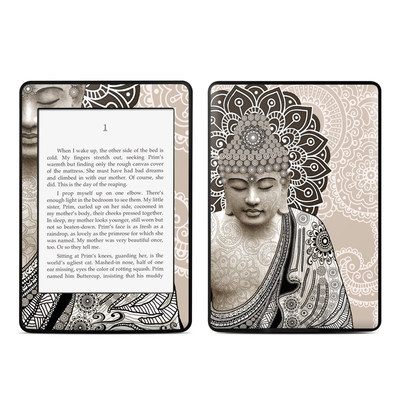 Amazon Kindle Paperwhite Skin - Meditation Mehndi
