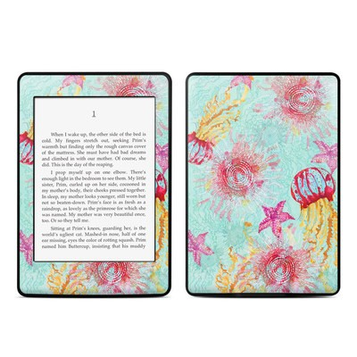 Amazon Kindle Paperwhite Skin - Meduzas