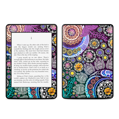 Amazon Kindle Paperwhite Skin - Mehndi Garden