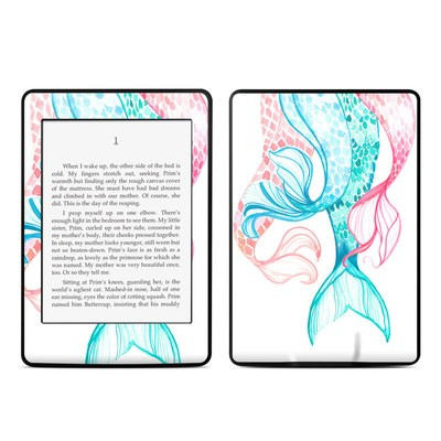 Amazon Kindle Paperwhite Skin - Mermaid Tails