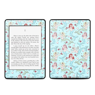 Amazon Kindle Paperwhite Skin - Mermaids and Roses