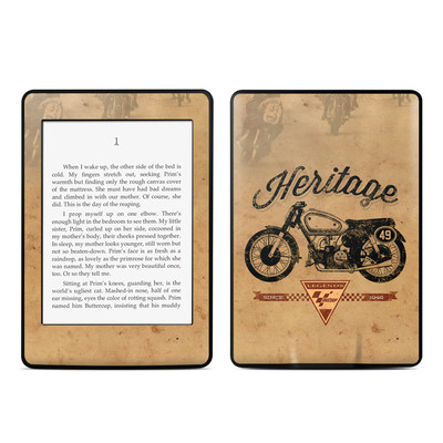 Amazon Kindle Paperwhite Skin - MotoGP Heritage