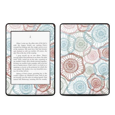 Amazon Kindle Paperwhite Skin - Micro Flowers
