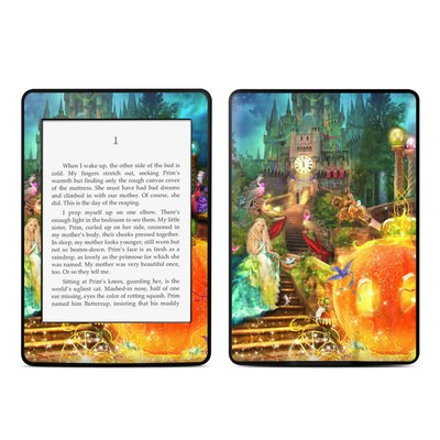 Amazon Kindle Paperwhite Skin - Midnight Fairytale