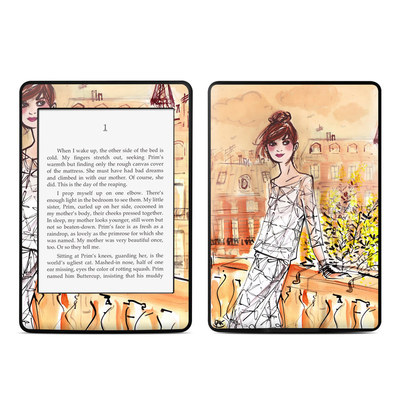 Amazon Kindle Paperwhite Skin - Mimosa Girl