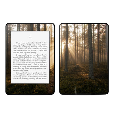 Amazon Kindle Paperwhite Skin - Misty Trail