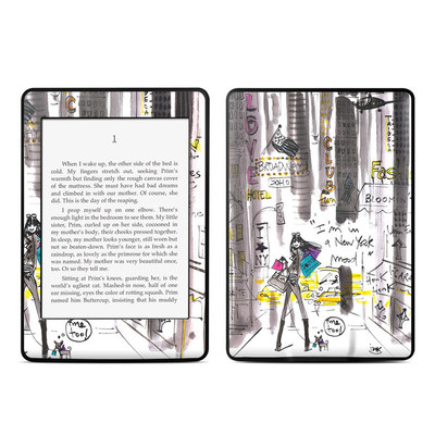 Amazon Kindle Paperwhite Skin - My New York Mood