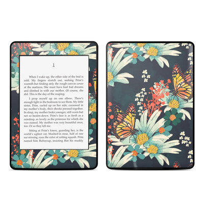 Amazon Kindle Paperwhite Skin - Monarch Grove