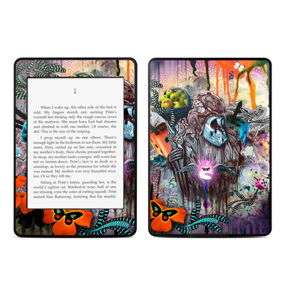 Amazon Kindle Paperwhite Skin - The Monk