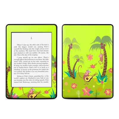 Amazon Kindle Paperwhite Skin - Monkey Melody