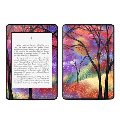 Amazon Kindle Paperwhite Skin - Moon Meadow