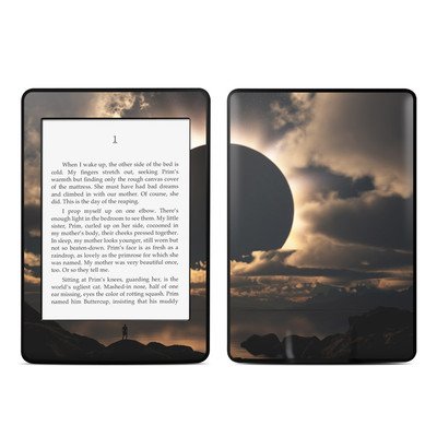 Amazon Kindle Paperwhite Skin - Moon Shadow