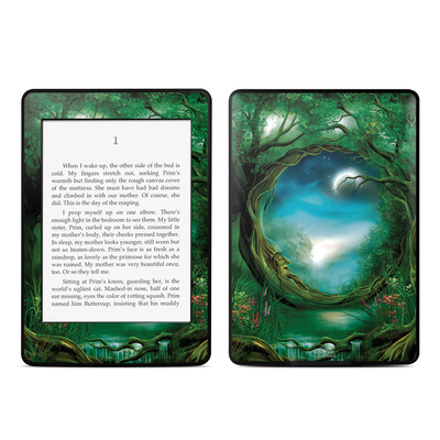 Amazon Kindle Paperwhite Skin - Moon Tree