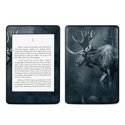 Amazon Kindle Paperwhite Skin - Moose