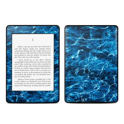 Amazon Kindle Paperwhite Skin - Mossy Oak Elements Agua