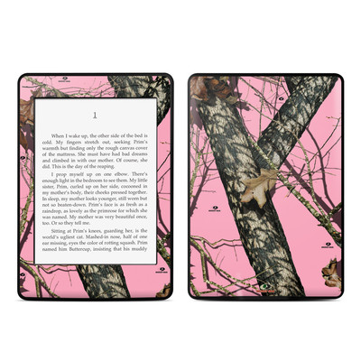 Amazon Kindle Paperwhite Skin - Break-Up Pink