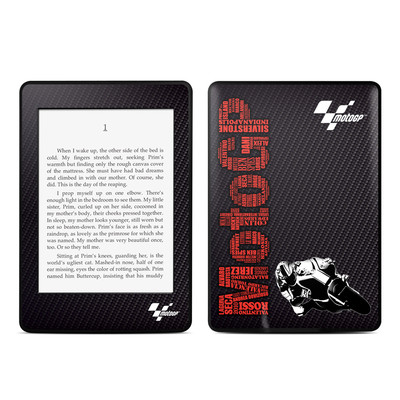 Amazon Kindle Paperwhite Skin - MotoGP