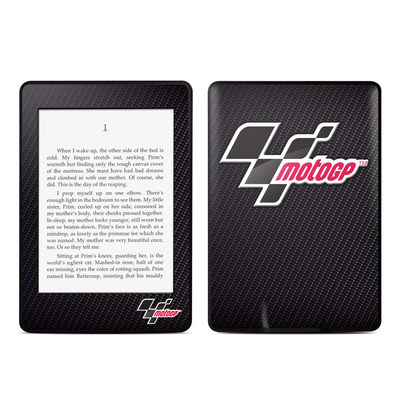Amazon Kindle Paperwhite Skin - MotoGP Carbon Logo