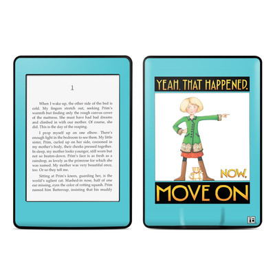 Amazon Kindle Paperwhite Skin - Move On