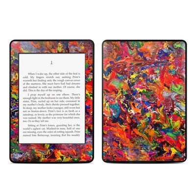 Amazon Kindle Paperwhite Skin - Maintaining Sanity