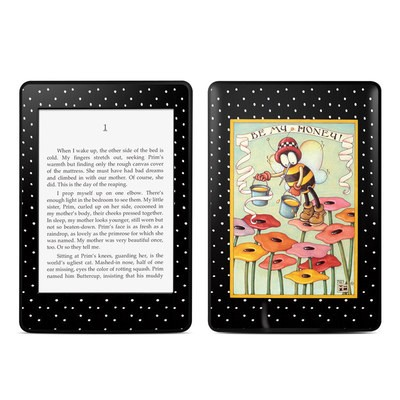 Amazon Kindle Paperwhite Skin - Be My Honey