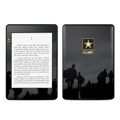 Amazon Kindle Paperwhite Skin - Night Action