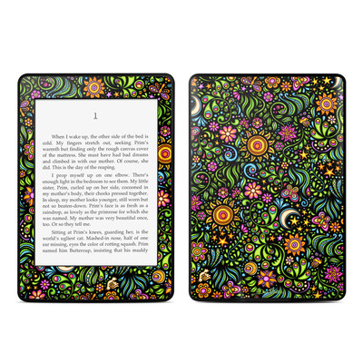 Amazon Kindle Paperwhite Skin - Nature Ditzy