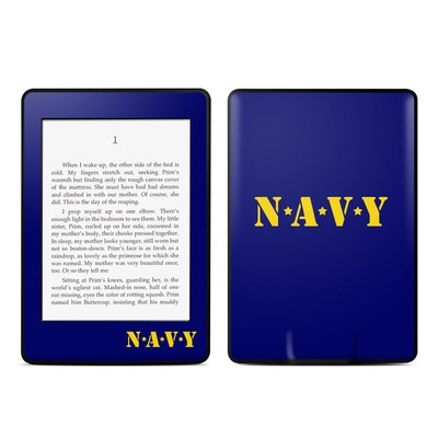 Amazon Kindle Paperwhite Skin - Navy