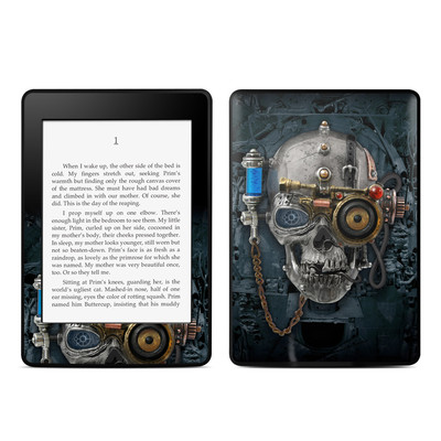 Amazon Kindle Paperwhite Skin - Necronaut