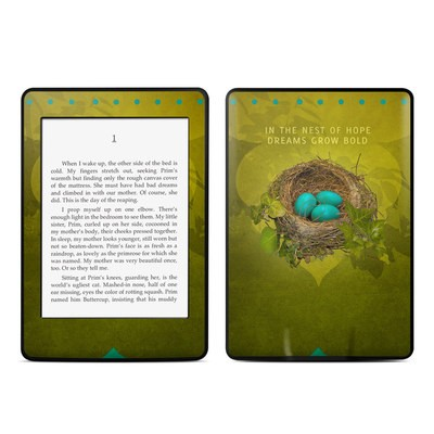 Amazon Kindle Paperwhite Skin - Nest of Hope