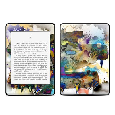 Amazon Kindle Paperwhite Skin - New Day