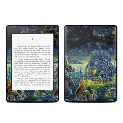 Amazon Kindle Paperwhite Skin - Night Trawlers