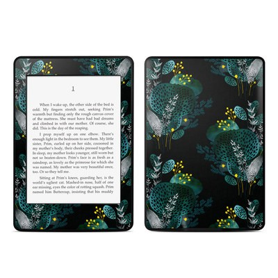 Amazon Kindle Paperwhite Skin - Night Seaflower