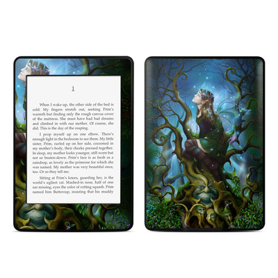 Amazon Kindle Paperwhite Skin - Nightshade Fairy