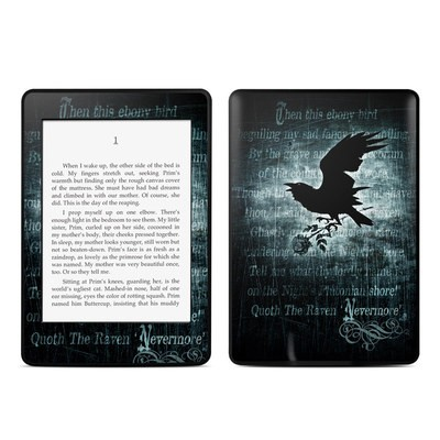 Amazon Kindle Paperwhite Skin - Nevermore