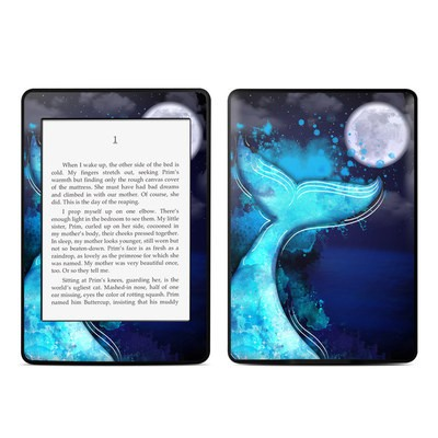 Amazon Kindle Paperwhite Skin - Ocean Mystery