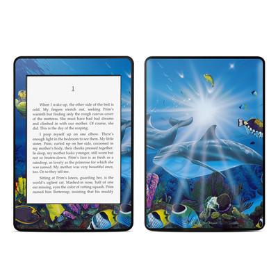Amazon Kindle Paperwhite Skin - Ocean Friends