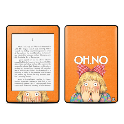 Amazon Kindle Paperwhite Skin - Oh No