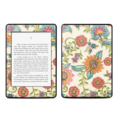 Amazon Kindle Paperwhite Skin - Olivia's Garden