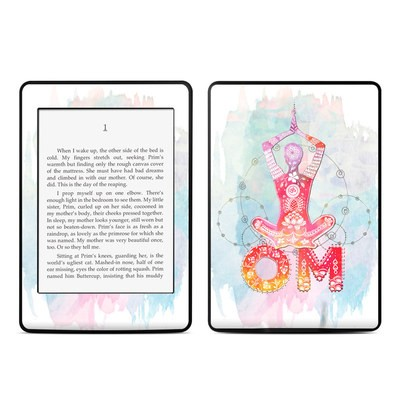 Amazon Kindle Paperwhite Skin - Om Spirit