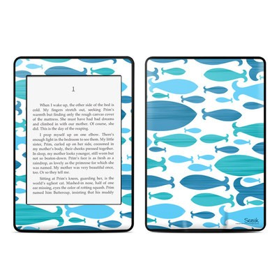 Amazon Kindle Paperwhite Skin - Ocean Rain