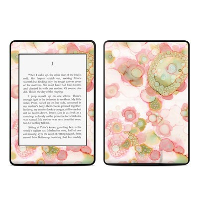 Amazon Kindle Paperwhite Skin - Organic In Pink