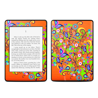 Amazon Kindle Paperwhite Skin - Orange Squirt