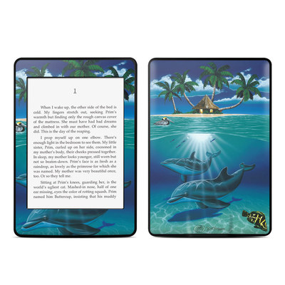 Amazon Kindle Paperwhite Skin - Ocean Serenity