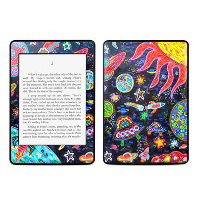 Amazon Kindle Paperwhite Skin - Out to Space