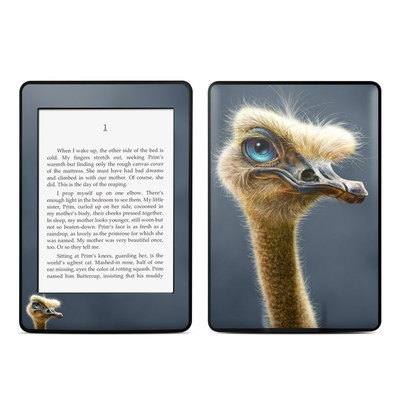 Amazon Kindle Paperwhite Skin - Ostrich Totem
