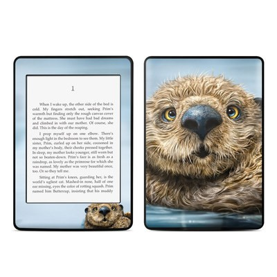 Amazon Kindle Paperwhite Skin - Otter Totem