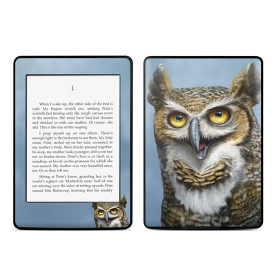 Amazon Kindle Paperwhite Skin - Owl Totem