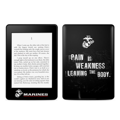 Amazon Kindle Paperwhite Skin - Pain